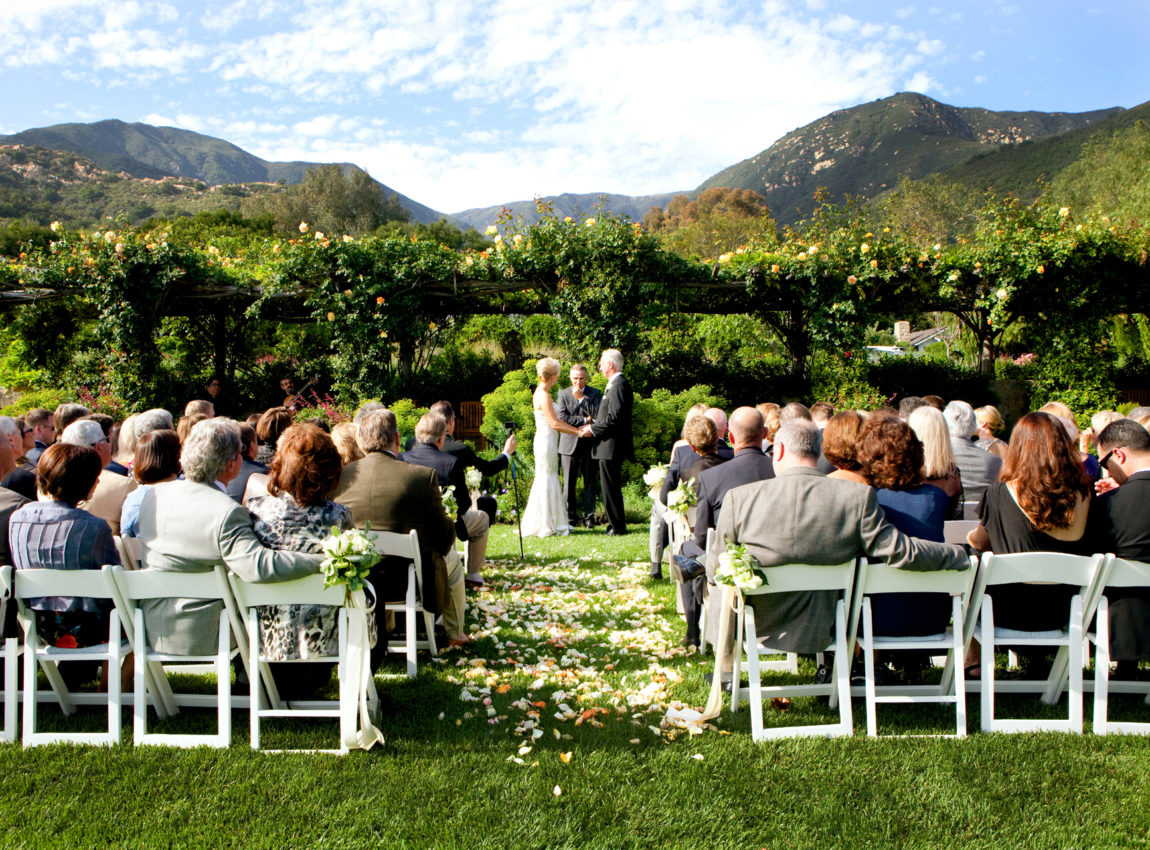 Wedding Photographer Santa Barbara, CA